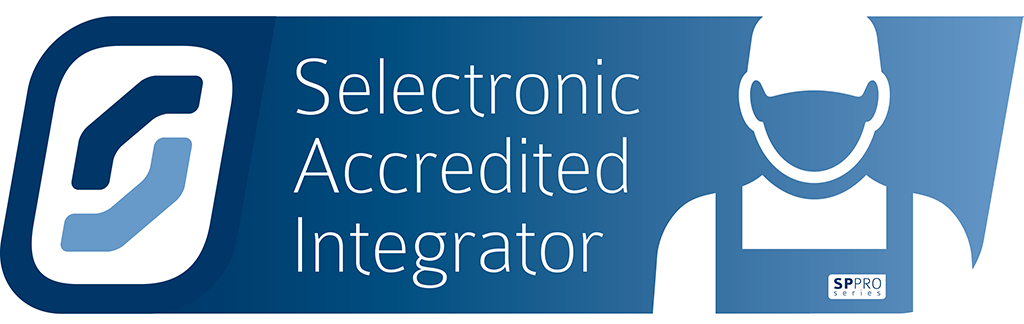 Selectronic Accredited Integrator Logo