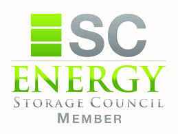 SC Energy Storage Council Member badge with white background